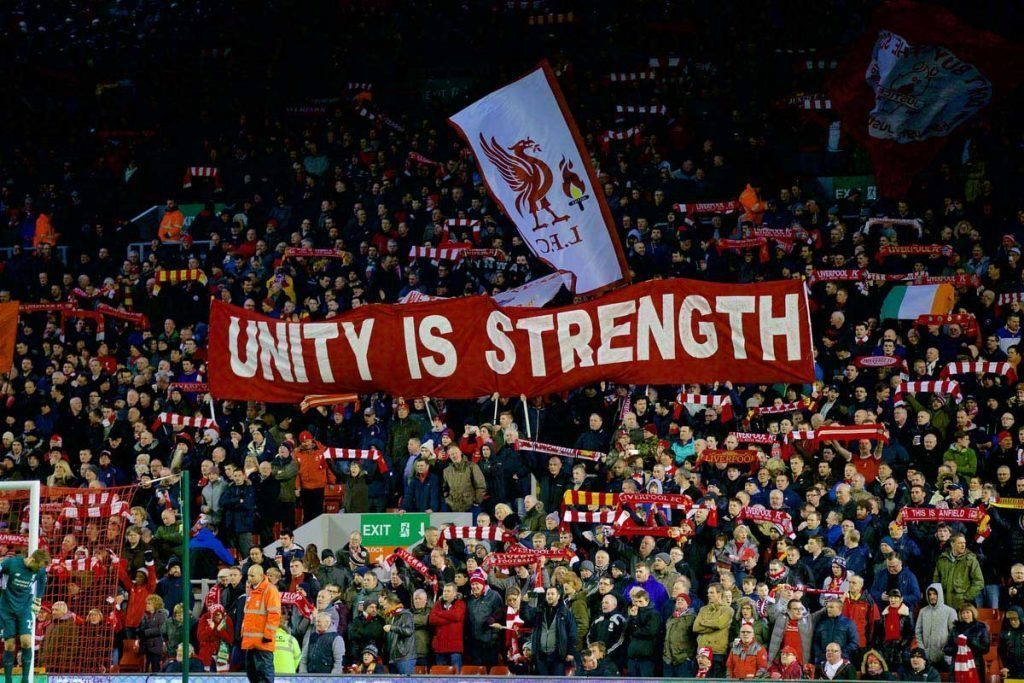 Liverpool FC is a club with a socialist identity.