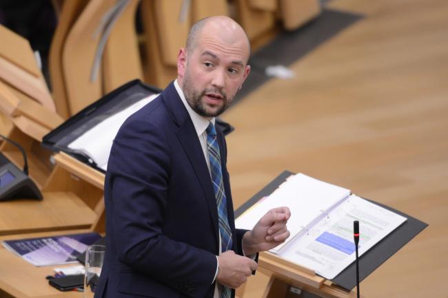 Migration Minister Ben MacPherson- Scotland immigration policy