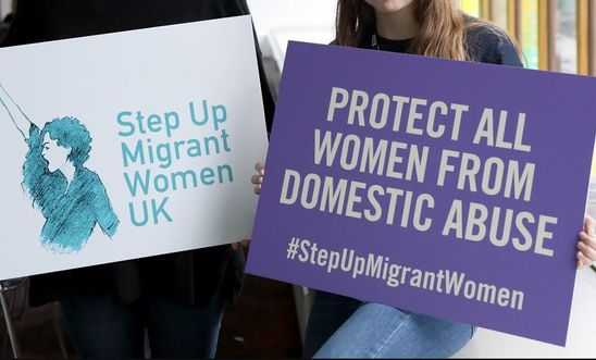 domestic abuse migrant women