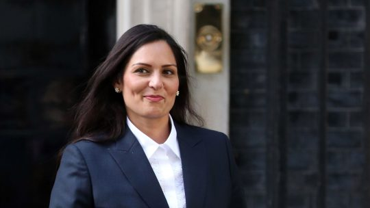 Priti Patel introduces Immigration Bill