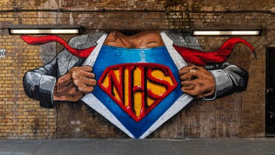 NHS surcharge scrapped for staff