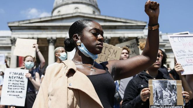 BAME report suppressed amid george floyd protests