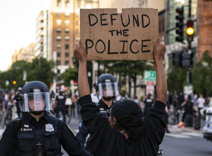 minneapolis police defunded