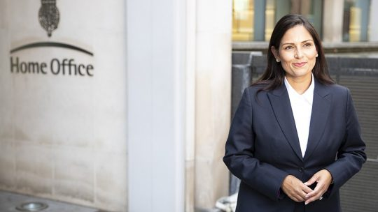 Priti Patel's Home Office lawsuits are accumulating
