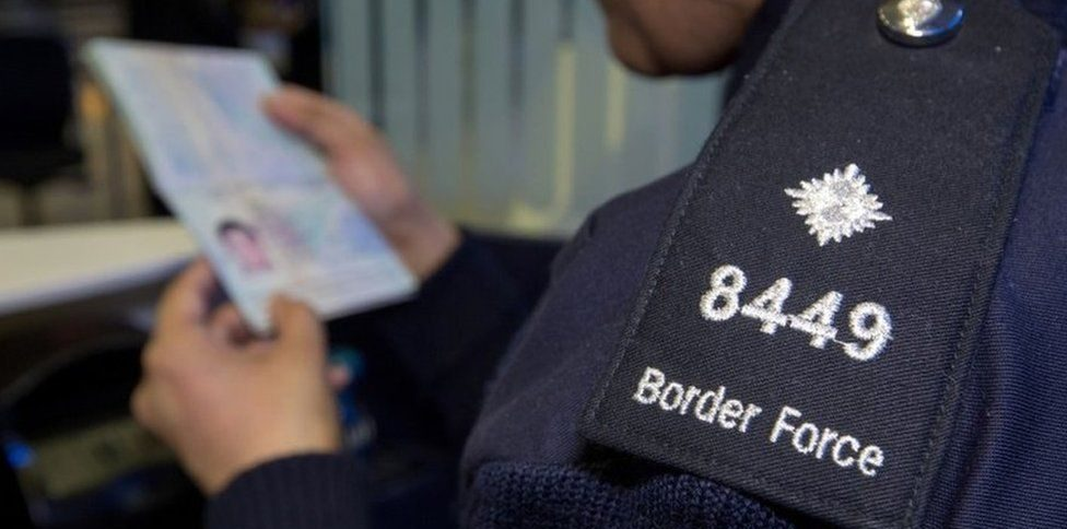 UK Border Force contract given to Palantir
