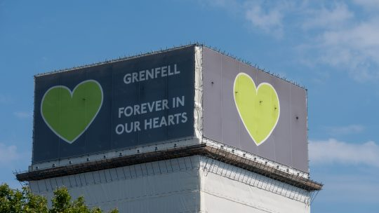 London charity supporting victims of Grenfell fire found to be institutionally racist