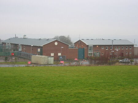 An image of Hassockfield Secure Training Centre in County Durham