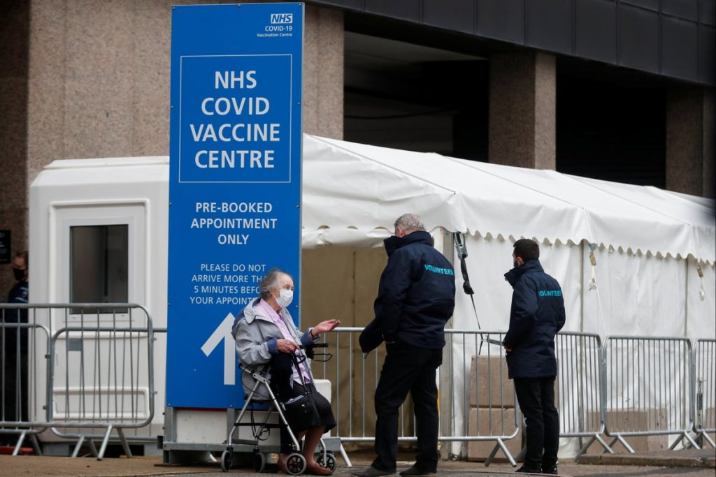 NHS vaccination centres are vital but organisations worry about latin americans access to the vaccine