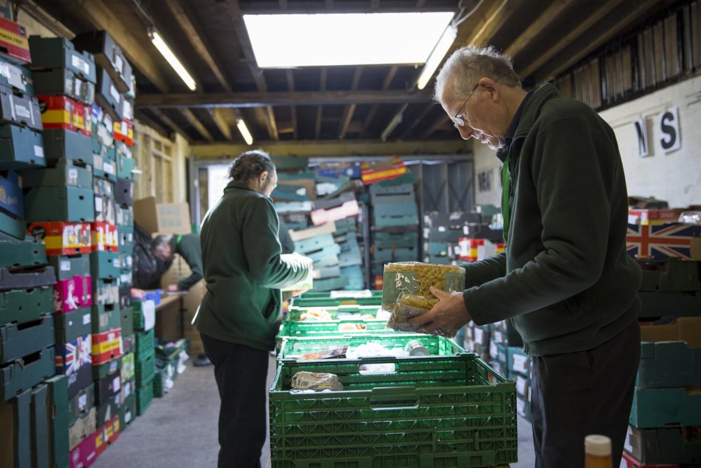 Food bank many latin americans have had to rely on food banks during the pandemic