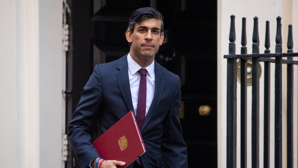 Chancellor Rishi Sunak plans to include new tech visa within the budget