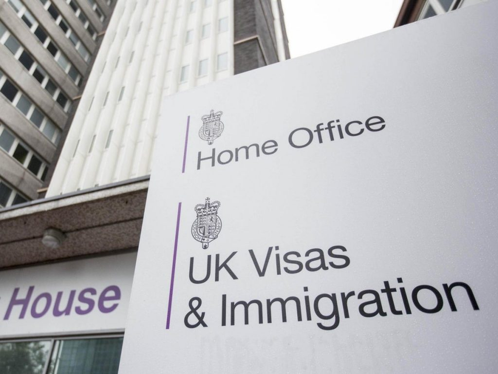 UK Visas and Immigration Home Office where you must apply for citizenship
