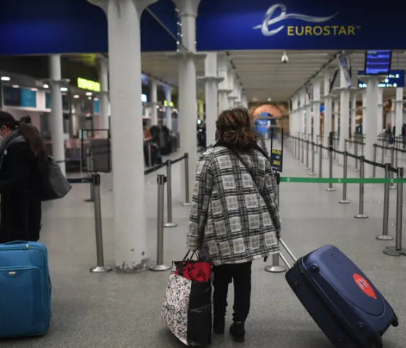 Brexit and covid-19 causing anxiety for EU nationals losing right to return to UK