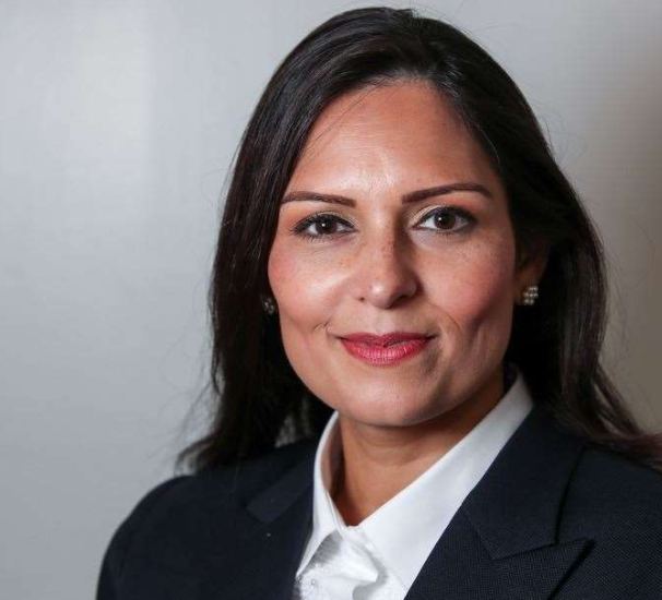 Priti Patel's 'New Plan for Immigration' will offer residency only to refugees who enter via 'legal' route