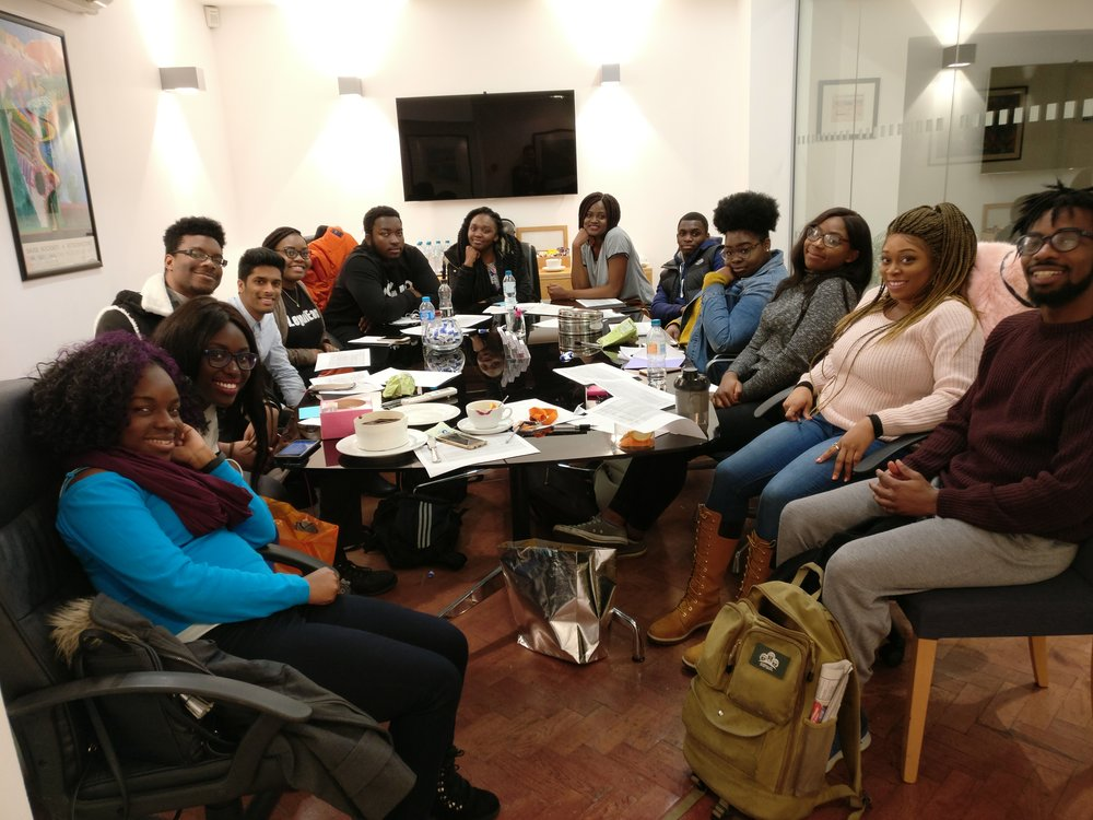 We Belong young migrants group campaign for regularised citizenship routes