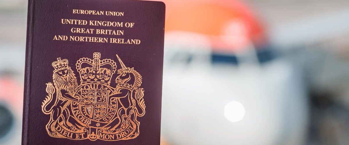 benefits of a british passport